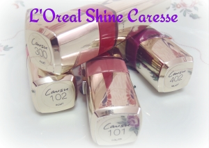 L'Oreal Shine Caresse